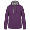 Purple / Oxford Grey